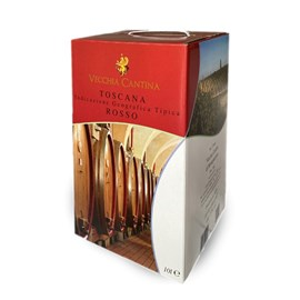 Vino Rosso Toscana [pack of 1] IGT